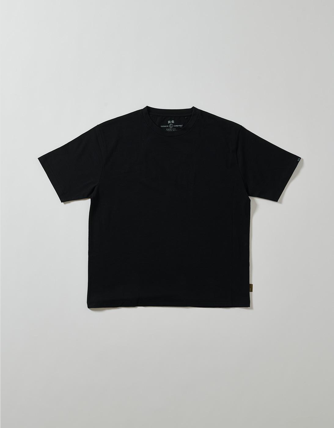S/S WORK T-SHIRTS 9523-619 BLACK